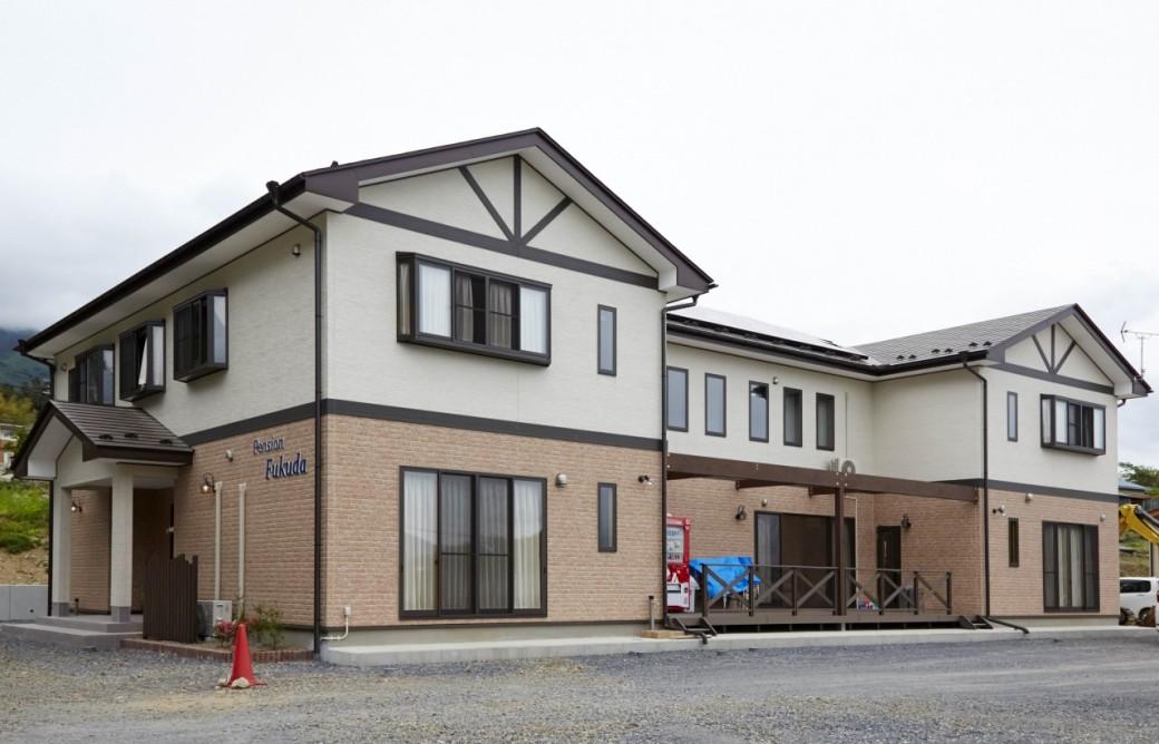 Pension Fukuda in Rikuzentakata